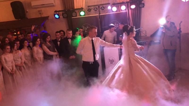 Перший весільний танець Ольги та Богдана