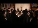 Душе моя древнего распева Святогорская Лавра 28 02 17г