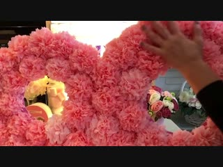 Diy- цветы из салфеток! идеи к празднику)napkin flowers. decor for the holiday