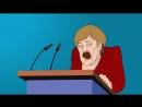 Dion MehrKill hält Rede auf CDU