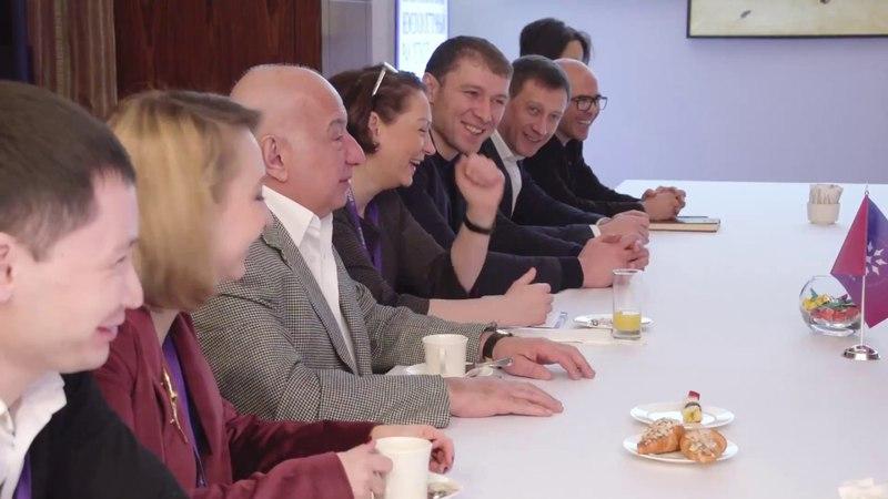 Завтрак с профессором: Давыдов Михаил Иванович
