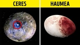 7 MYSTERIOUS DWARF PLANETS OF OUR SOLAR SYSTEM