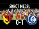 Jagiellonia Białystok 0-1 KAA Gent Skrót meczu 09/08/2018 PL