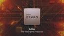 2nd Gen AMD Ryzen™ Desktop Processors