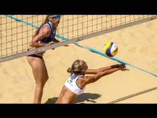 Чемпионат России по пляжному волейболу. Мужчины и женщины. Финальные матчи. 26 августа 14.00