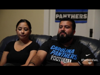 Gustavo gonzalez is bringing new traditions to his family with the help of the panthers on gamedays. this is his story