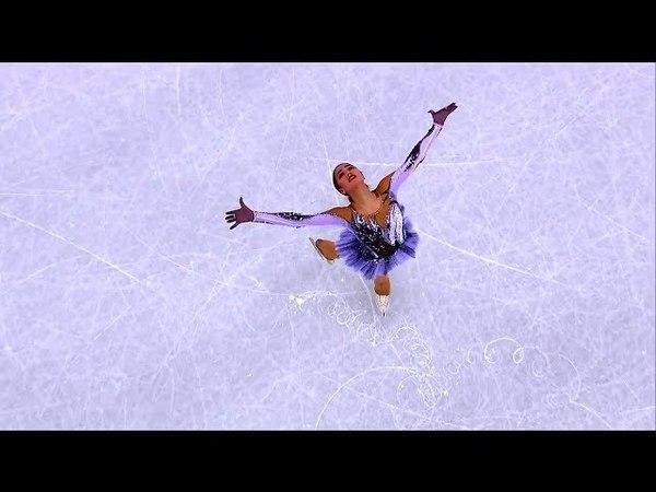 2018 Olympics - Alina Zagitova SP - Kaleidoscope!