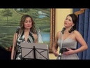 Екатерина Лёхина (Ekatеrina Lekhina) и Ольга Годунова (Olga Godunova). Проект Jazz Opera