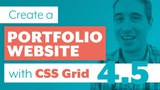 How to create a Portfolio Website with CSS Grid &amp Sass Part 4.5 Some refactoring