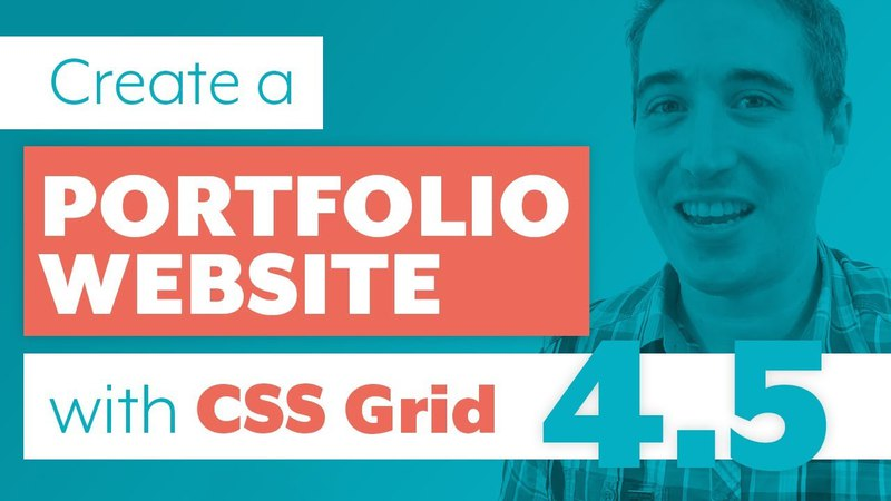 How to create a Portfolio Website with CSS Grid Sass | Part 4.5: Some refactoring