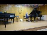 Куликова Анна фортепиано