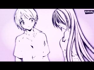 Because of you - Satoshi x Shion