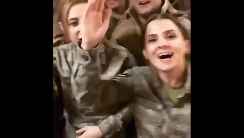 Savaş türklər üçün bayramdır