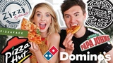 Ultimate Pizza Taste Test With Mark Zoella