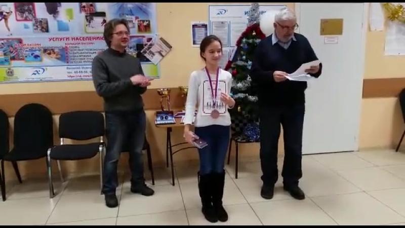 70-й Чемпионат Новгородской области . Сатановская Евгения чемпионка