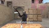 If Vodka was added to CS:GO - The Vodkalashnikov