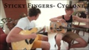 Sticky Fingers- Cyclone (Cover)