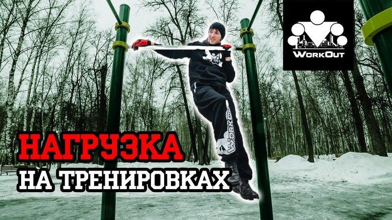 Характеристики физической нагрузки | Антон Кучумов | 100-дневный воркаут - День 79