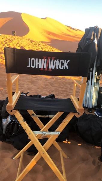 Актёр из «Чудо-женщины» сыграет в третьем «Джоне Уике» Хотя съёмки боевика «Джон Уик 3: Парабеллум» идут уже около полугода, к составу фильма примкнул новый актёр – Саид Тагмауи, известный по