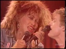 Tina Turner Bryan Adams - It's only Love. 1985 'Private Dancer Tour' - HQ