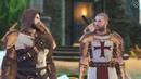 Xenia Xbox 360 Emulator The First Templar Ingame Gameplay DX12 WIP