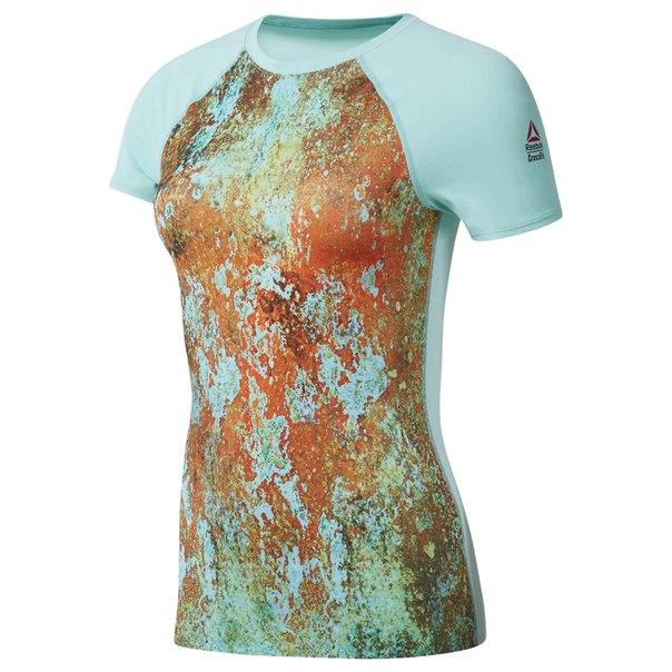 Спортивная футболка Reebok CrossFit Paddle