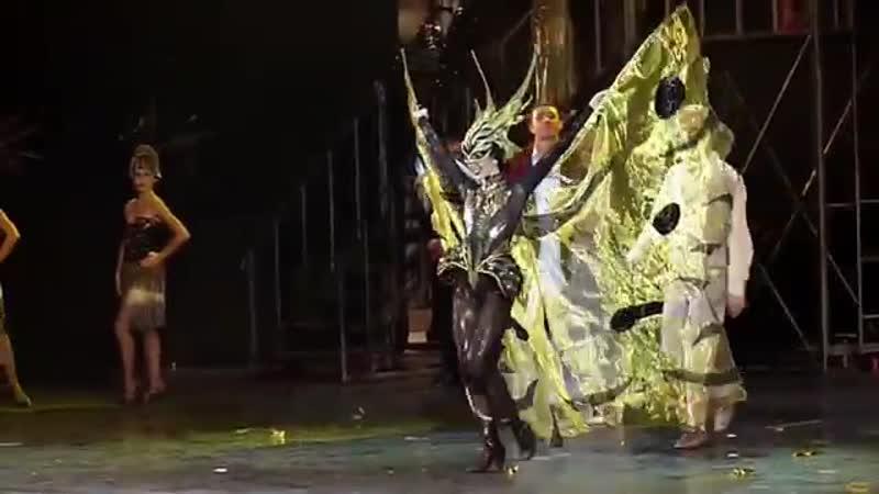 Видео обзор ПРЕМЬЕРА Мюзикл В Баскина Великий Гэтсби