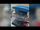 Миниатюрная модель реактивного двигателя