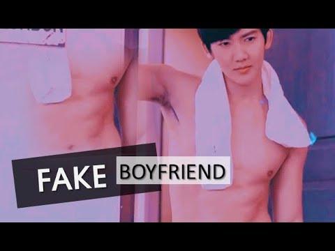 Cho [Knock Korn] || Fake Boyfriend