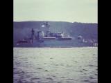 Baltic Fleet Ropucha LSTM Minsk 127 transits Bosphorus en route to #Tartus #Syria