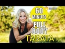 BLAST BODY FAT WITH TABATA Total Body Tabata Workout Burn 600 Calories