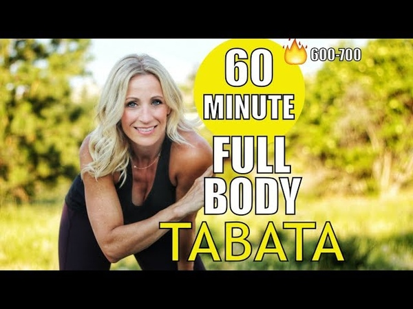 BLAST BODY FAT WITH TABATA Total Body Tabata Workout Burn 600 Calories