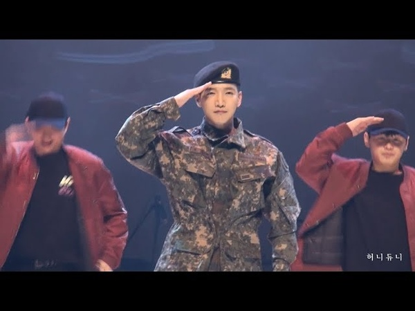 181023 통일대 열린음악회 JUN. K :: THINK ABOUT YOU__HANDS UP