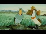 ОРАНЖЕВОЕ ГОРЛЫШКО 1954 Мультфильм советский для детей смотреть онлайн