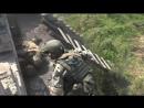 Мотострелки ЮВО преодолели специальную психологическую тропу в Северной Осетии