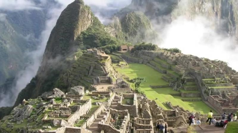 Hohle Erde - Fiktion oder Realität - (Ist die Erde hohl)Teil 19 von 29 / Hochkulturen.mp4