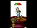 фонтанчик клоун от эскиза до изделия