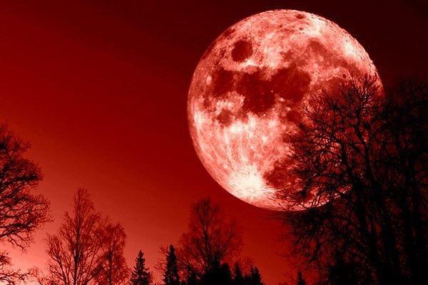 Самое длинное затмение 27 июля 2018  года: Кровавая Луна будет в небе дольше часа