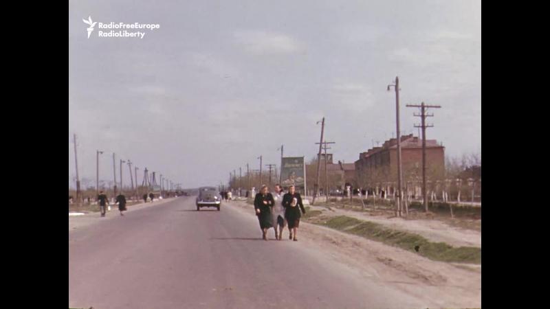 Москва 1953. Ярославка, Тарасовка, Каширка, Царицыно