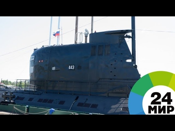 В Петербурге спустили на воду новую подлодку «Кронштадт» - МИР 24