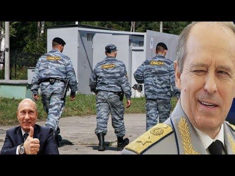 Путинская Россия: Страна чиновников и силовиков.