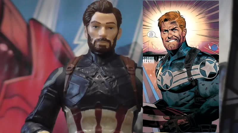 Marvel Multiverse:Война Бесконечности