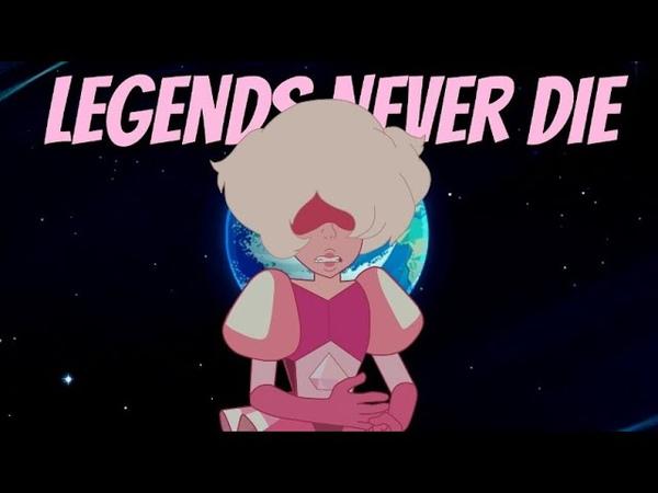 Legends Never Die - The Gem War Tribute | Steven Universe AMV