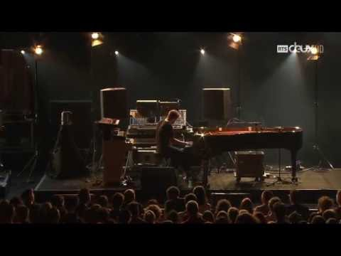 Nils Frahm - For - Peter - Toilet Brushes - More (Live at Montreux Jazz Festival 2015)