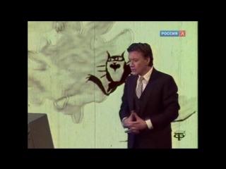 Андрей Миронов исполняет песню из мультфильма