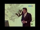 """Андрей Миронов исполняет песню из мультфильма """"Голубой щенок"""""""
