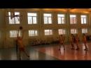 53 ОСШ - зональные соревнования по баскетболу. Эстафета. Наши девочки выиграли у Извары со счетом 2010! Ни разу не промазали...молодцы!