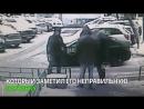 В Чертаново пешеход получил удар ножом в голову за замечание о неправильной парковке