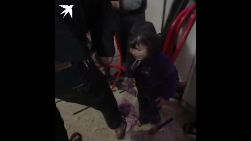 Сюжет-разоблачение о мальчике из сирийской Думы