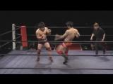 Koji Iwamoto vs. Yutaka Kobayashi (Hard Hit - Yes, We Are Hard Hit)
